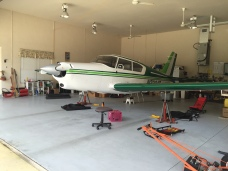 Gitelman's hangar