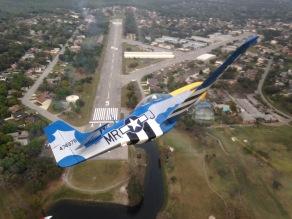 Jeff Michaels Spruce Creek Fly In