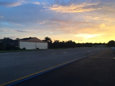 Sunset Spruce Creek Fly-in